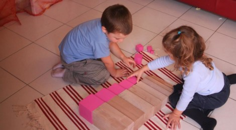 Cursus *kinderen leren samenwerken*